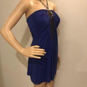 Juju Lacouture Paris  Purple Dress In EUC Size S